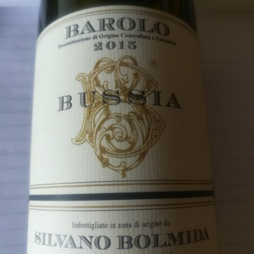 The Barolo